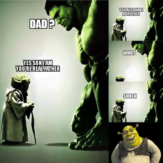 51 Of The Best Shrek Memes The Internet Made Popular Inspirationfeed