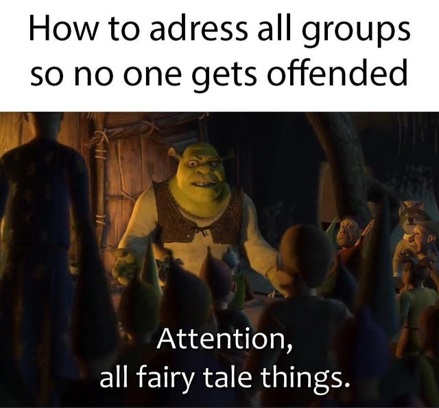51 Of The Best Shrek Memes The Internet Made Popular Inspirationfeed