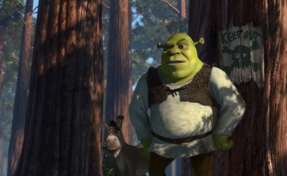 Shrek Memes