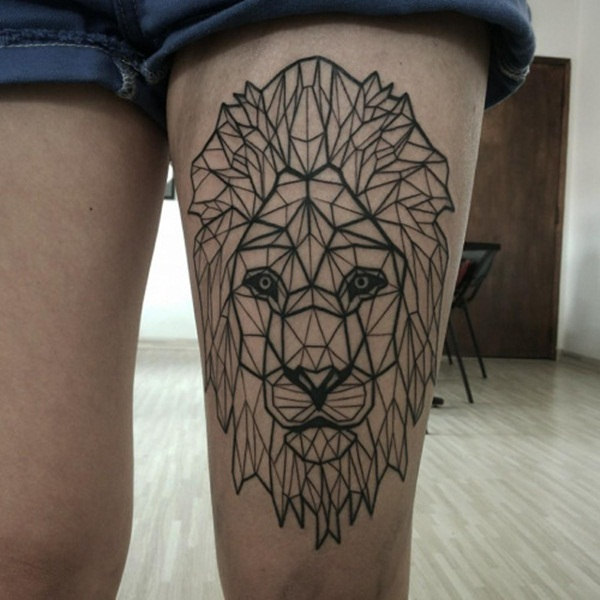70 Fierce Lion Tattoos For The King Or Queen In You Inspirationfeed Prehistoric animals outlines vector icons. 70 fierce lion tattoos for the king or