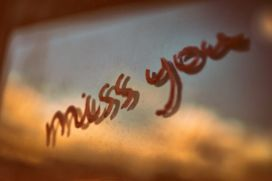 i miss you meme