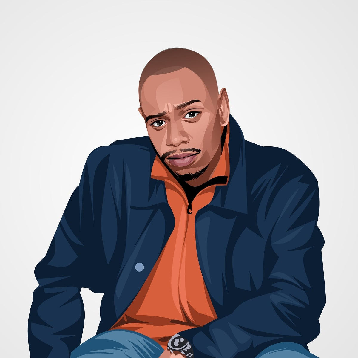 Dave Chappelle © Inspirationfeed. All rights reserved.