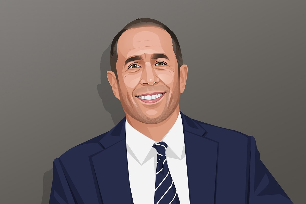 Jerry Seinfeld © Inspirationfeed. All rights reserved.
