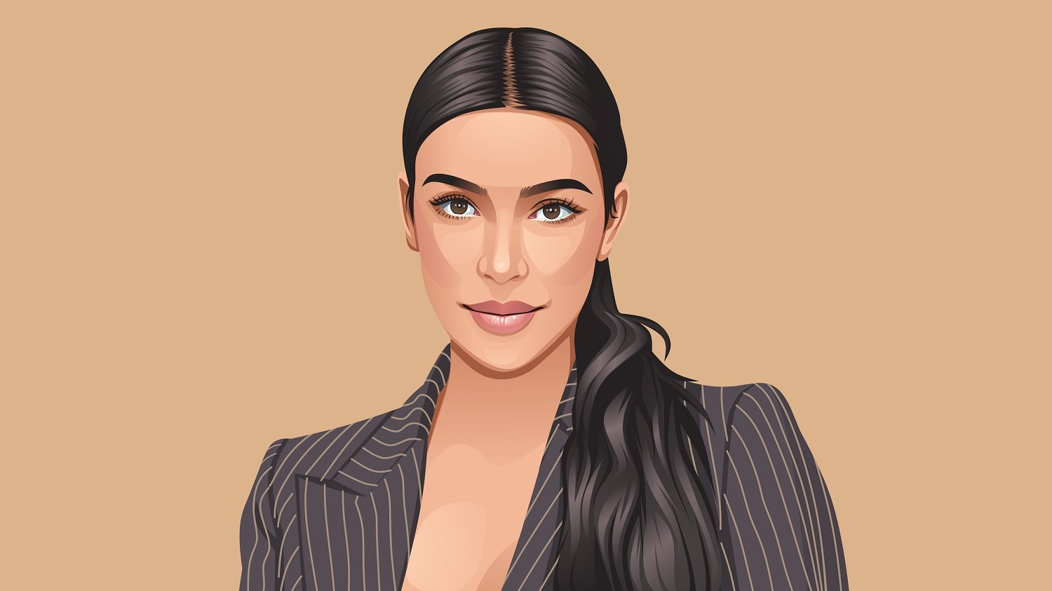 Kim kardasian Copyright by Inspirationfeed.