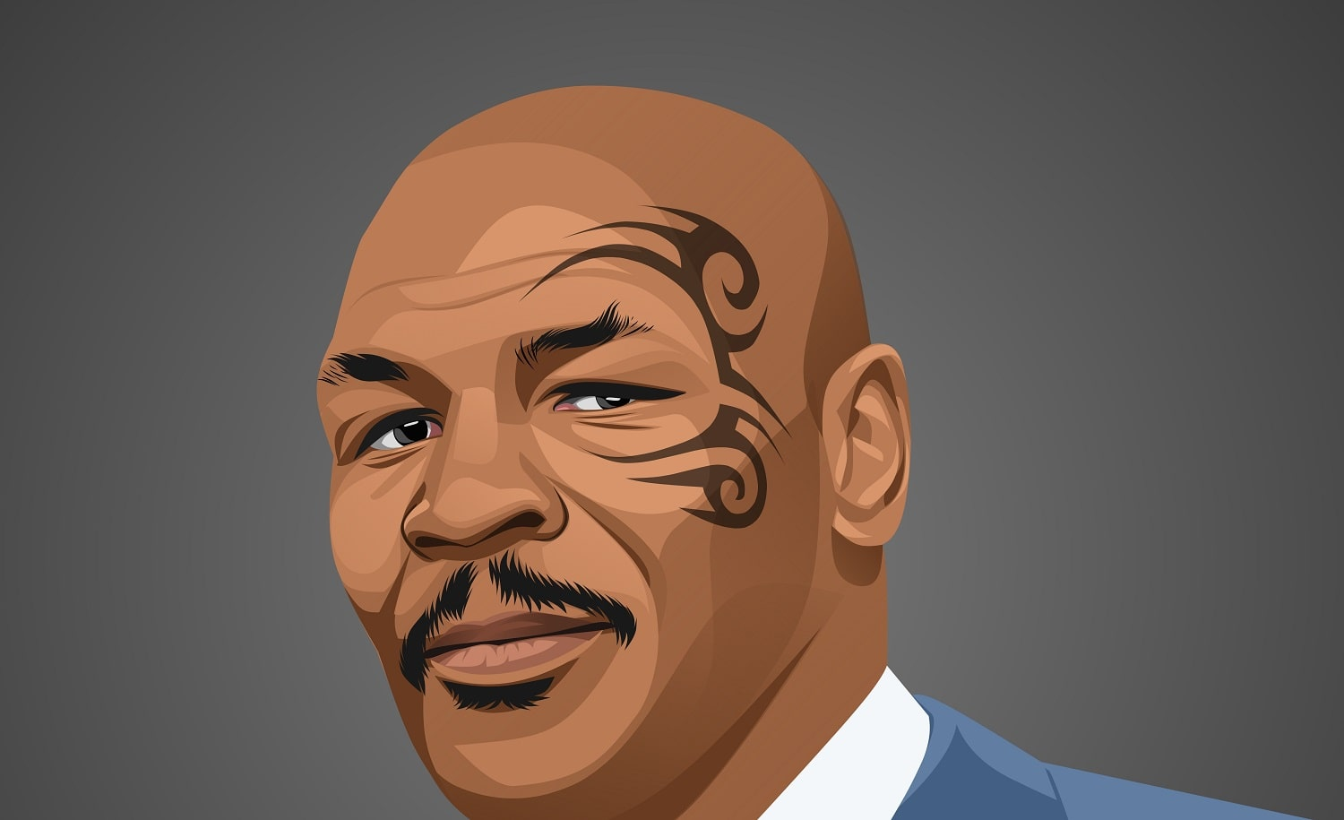 Mike Tyson Copyright by Inspirationfeed.