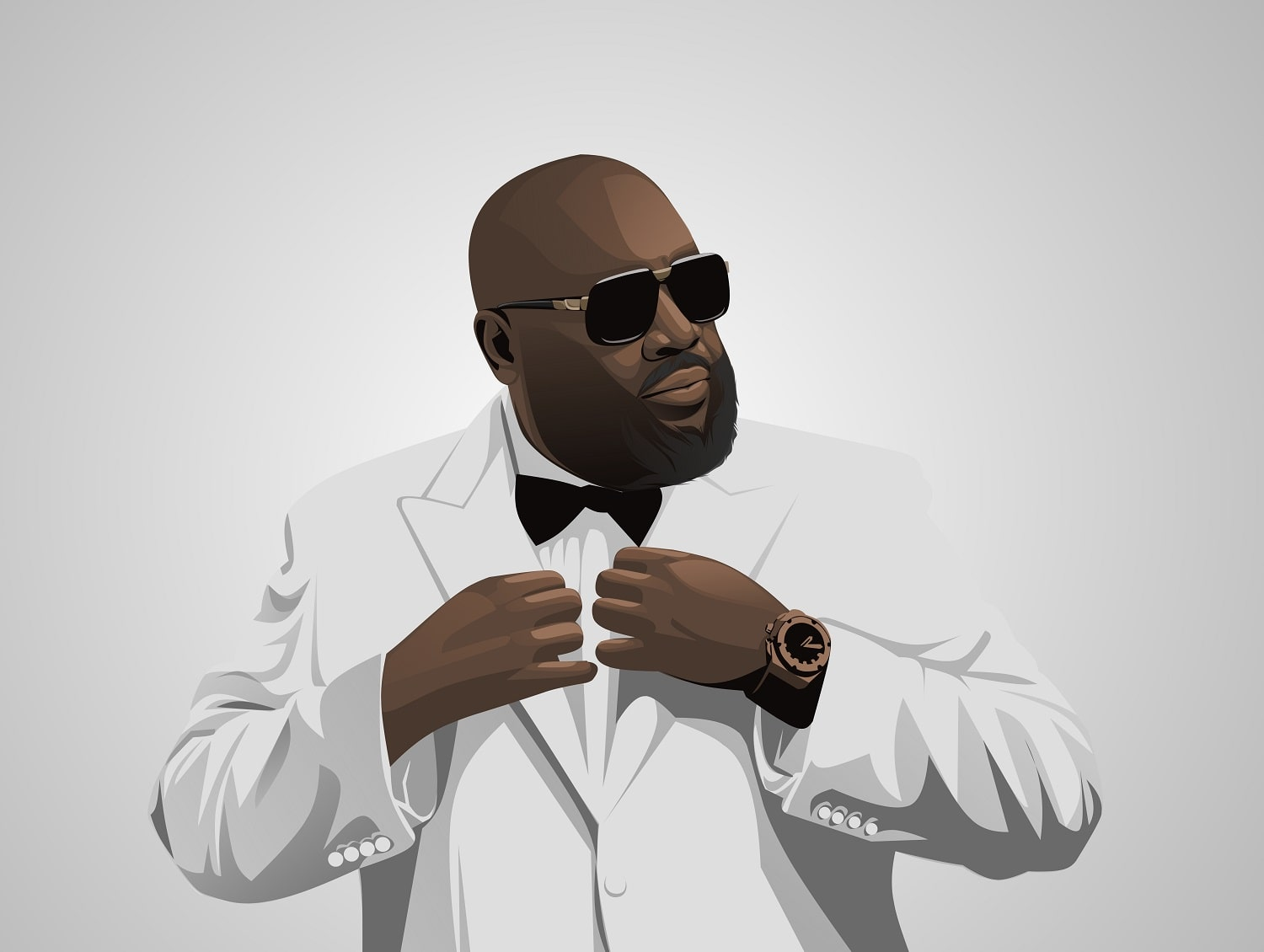 Rick Ross Copyright by Inspirationfeed.
