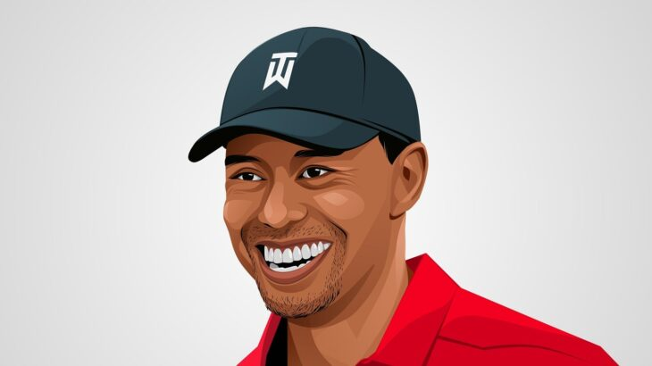 Tiger Woods Copyright by Inspirationfeed.