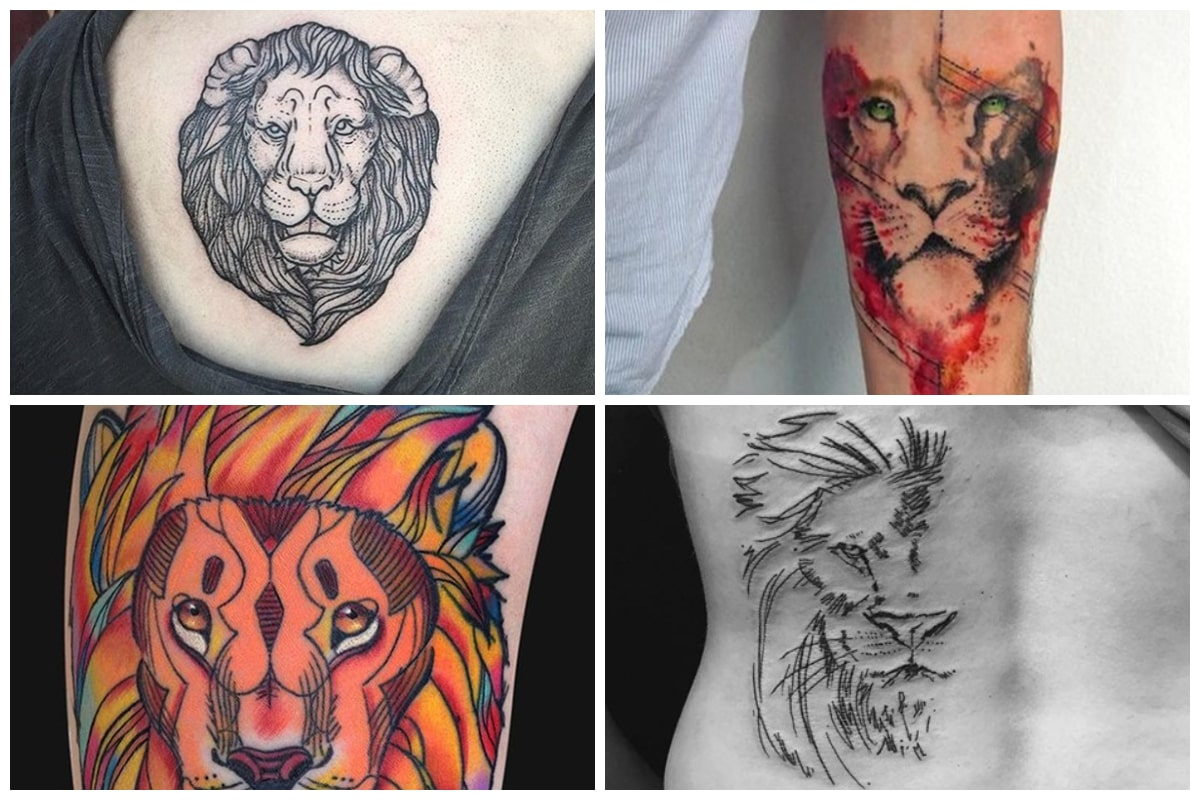 70 Fierce Lion Tattoos For The King Or Queen In You Inspirationfeed So if you feel that you carry those same qualities in similar to the best wolf tattoos for men, lion tattoos also symbolize kinship. 70 fierce lion tattoos for the king or