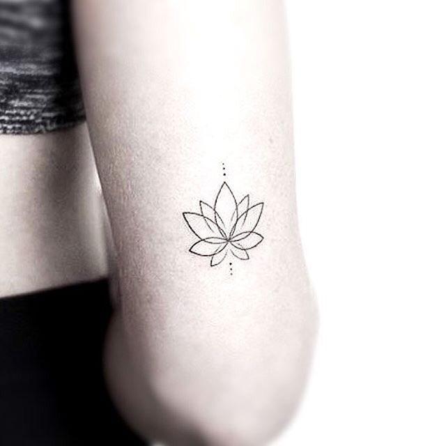 30 Beautiful Lotus Flower Tattoo Ideas Inspirationfeed