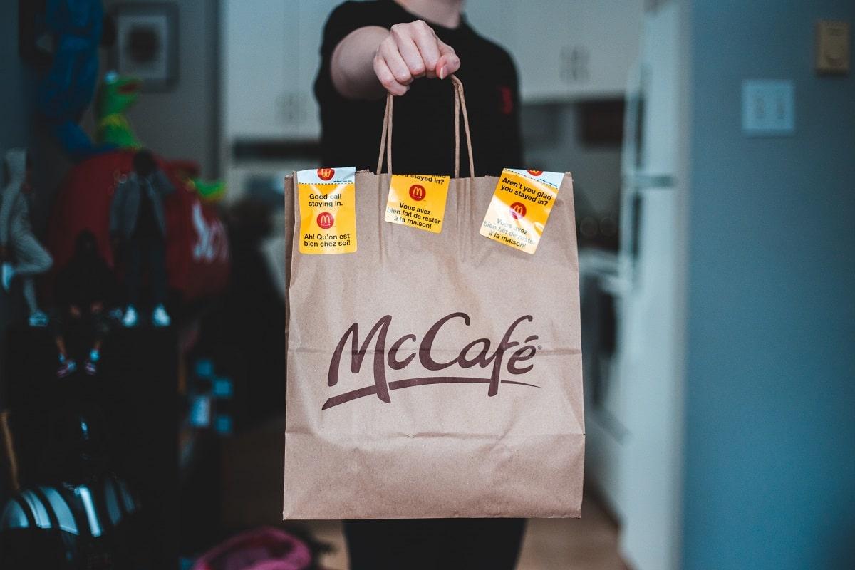 McDonalds Delivery