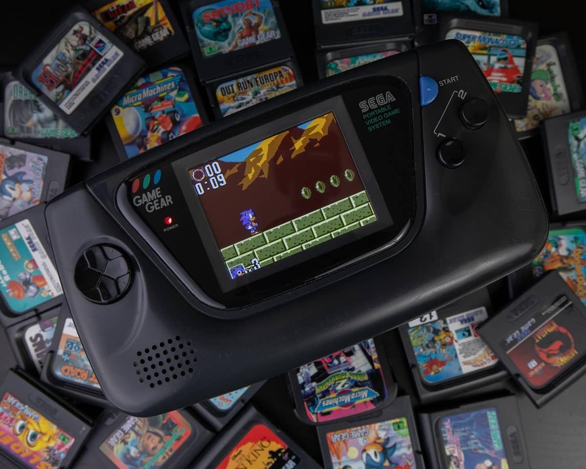 Sega Handheld Gaming
