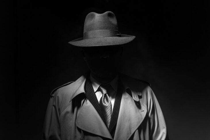Unknown Mafia Man