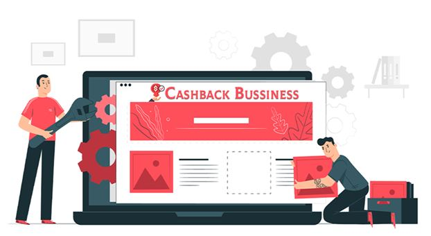 get started with cashback business