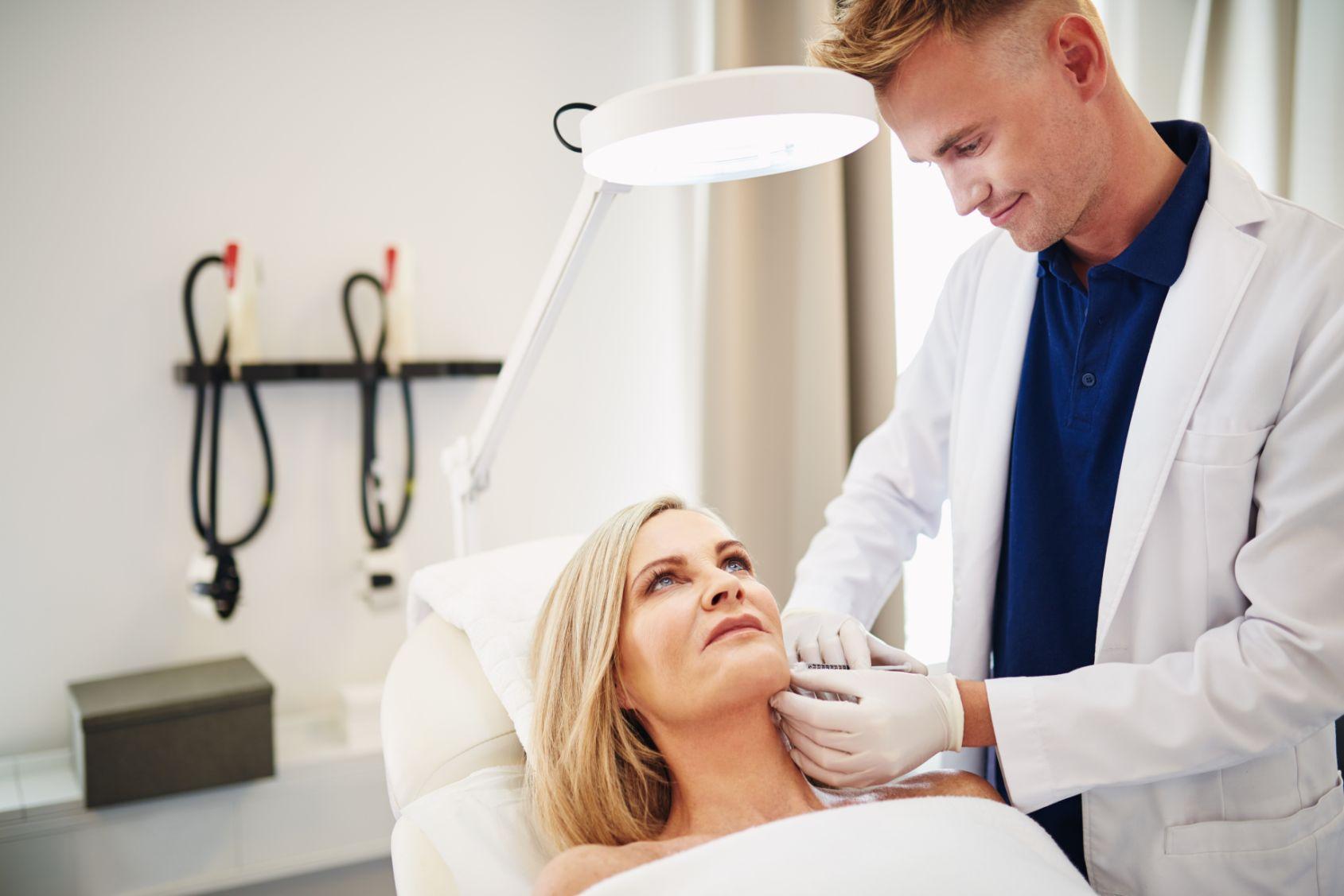 Botox or Juvederm