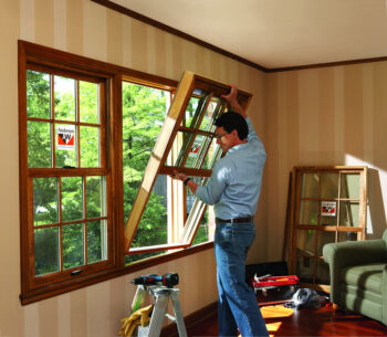 The advantages of double-hung windows