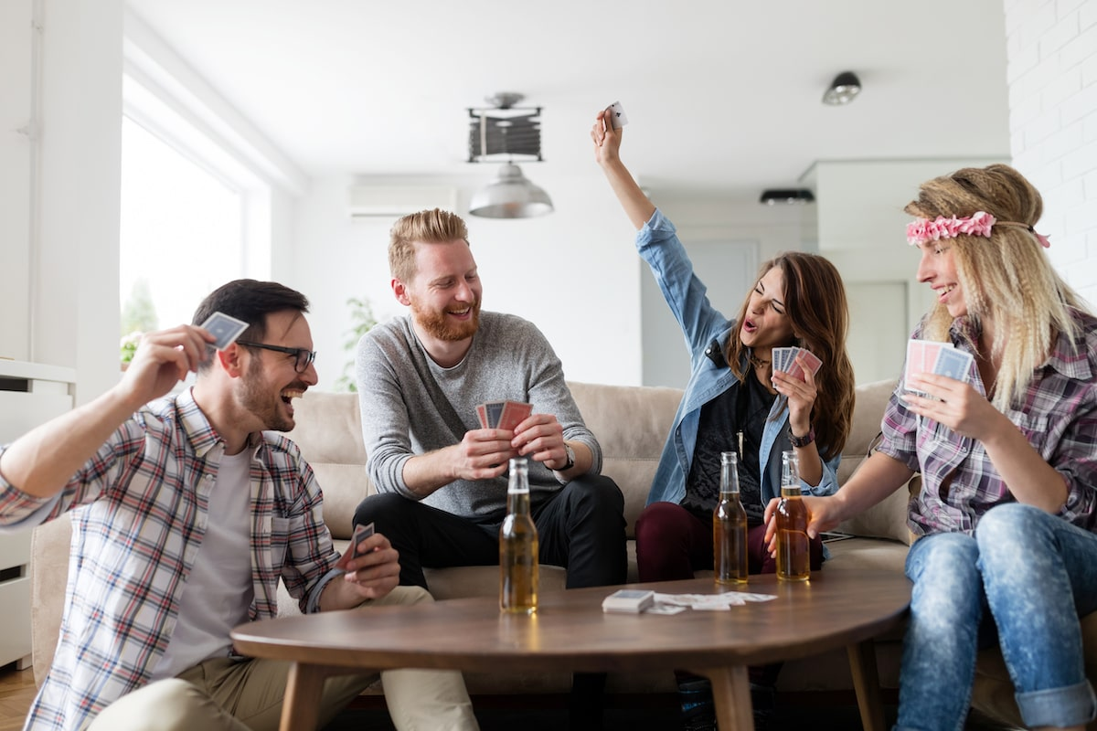 10 Hilarious Adult Card Games You Need for Your Next Party