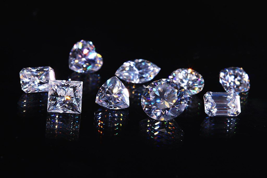 Everything you need to learn about Moissanite gems