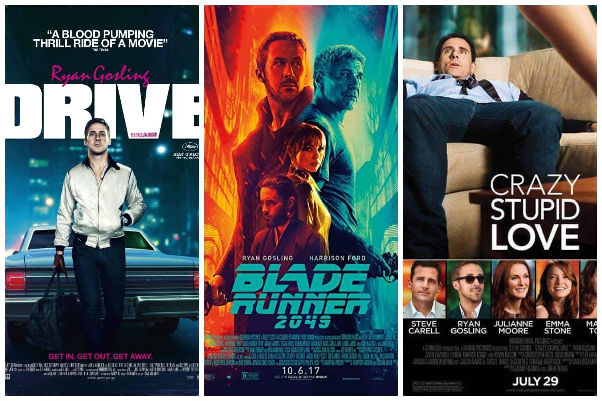 Top 10 Best Ryan Gosling Movies