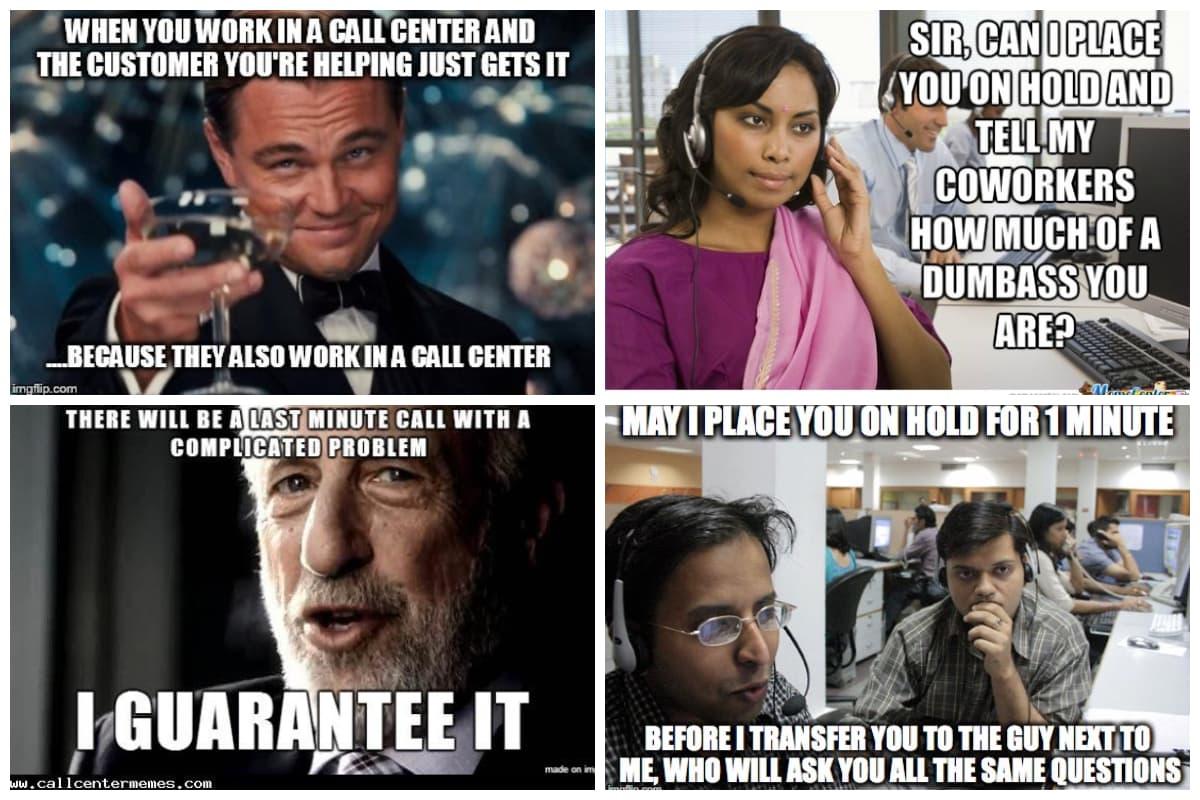 Call Center Memes