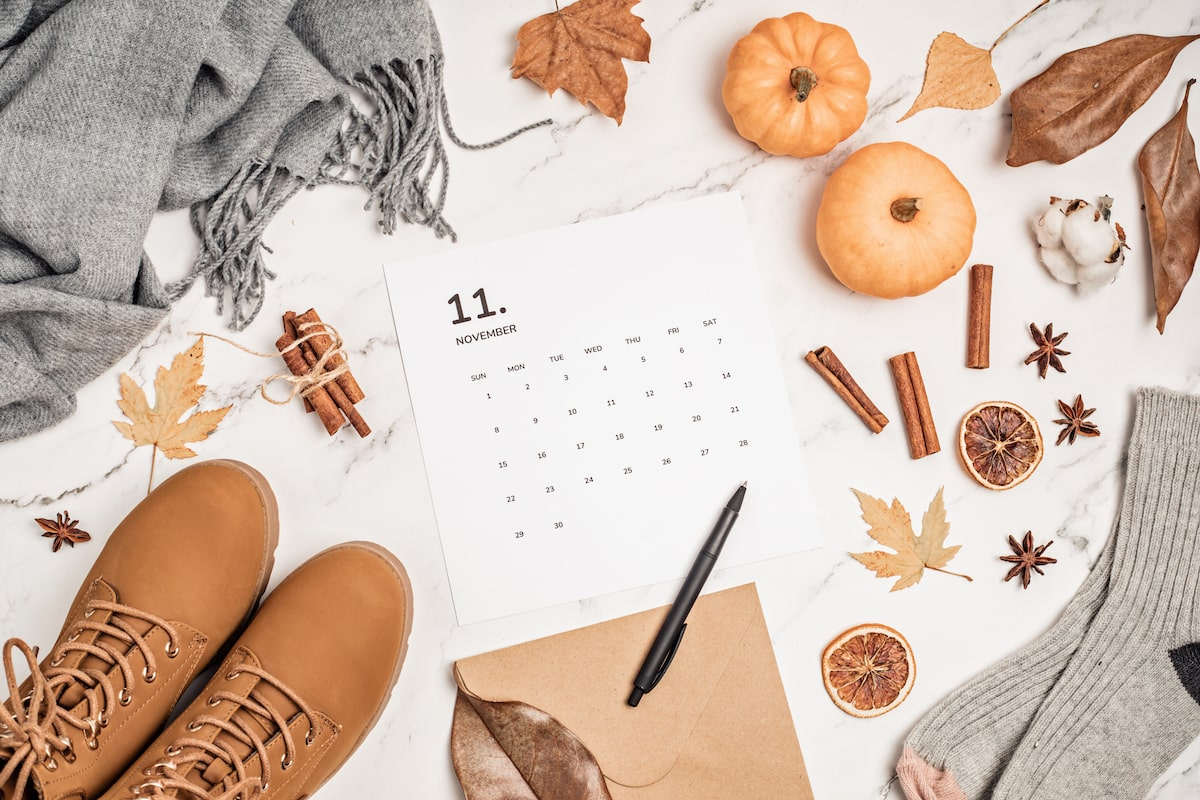 10 Global Holidays That November is Famous For